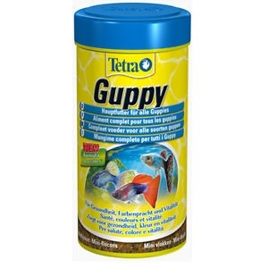 Tetra GUPPY FOOD kalatoit 250 ml