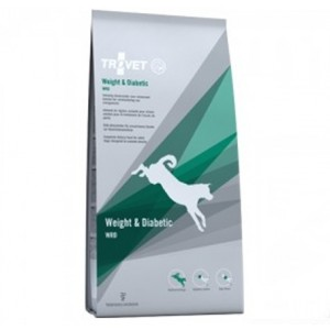 TROVET WEIGHT& DIABETIC koeratoit 3kg