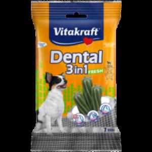 Vitakraft DENTAL 3in1 fresh XSmall 70g