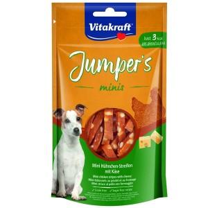 Vitakraft JUMPERS DELIGHT kana&juust 80g