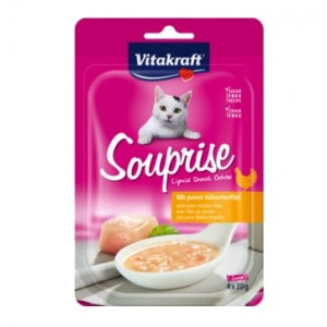 Vitakraft SOUPRISE chicken 4x20g
