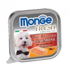 MONGE Fresh DOG Lõhe 100g
