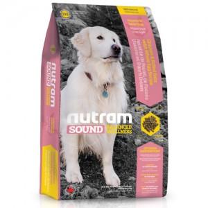 Nutram S10 SOUND SENIOR koeratoit 13,6kg