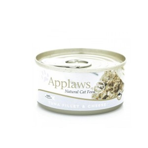 APPLAWS Tuna&Cheese kass 156g