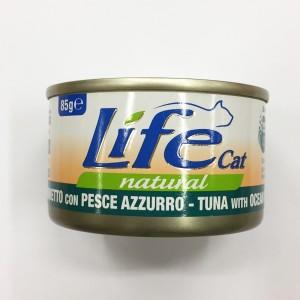 Life Cat tuunikala & ookeanikala 85g