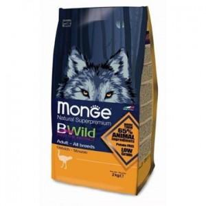 MONGE BWILD koeratoit EMULIHAGA 2kg