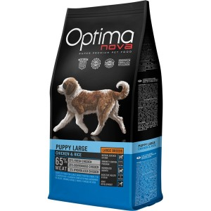 OPTIMANOVA PUPPY LARGE BREED 12 kg