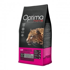 OPTIMANOVA CAT EXQUISITE 400g