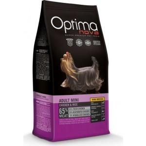 OPTIMANOVA ADULT MINI Chicken&Rice 800g