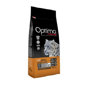 OPTIMANOVA CAT SALMON kassitoit 2kg