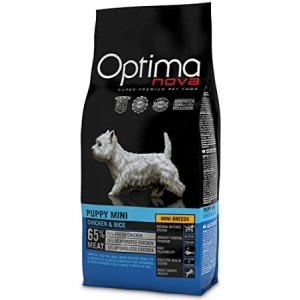 OPTIMANOVA PUPPY Mini Chicken&Rice 2kg