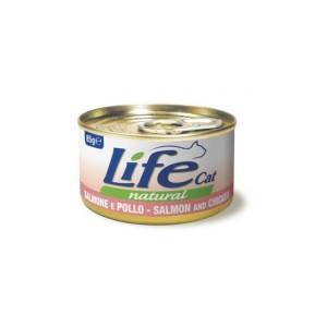 Life Cat Lõhe & Kana 85g