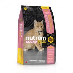 Nutram S1 SOUND KITTEN kassitoit 1,13kg