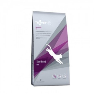 TROVET STERILISED CAT kassitoit 10kg